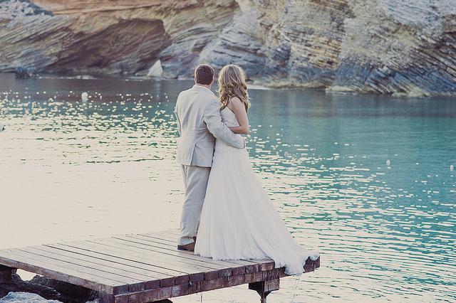 Weddings in Ibiza - Alex & Vicki