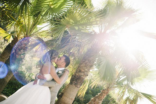 Weddings in Ibiza - Corine & Robin
