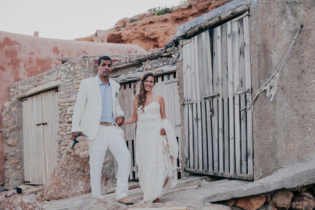 Weddings in Ibiza - Jessica & Felipe