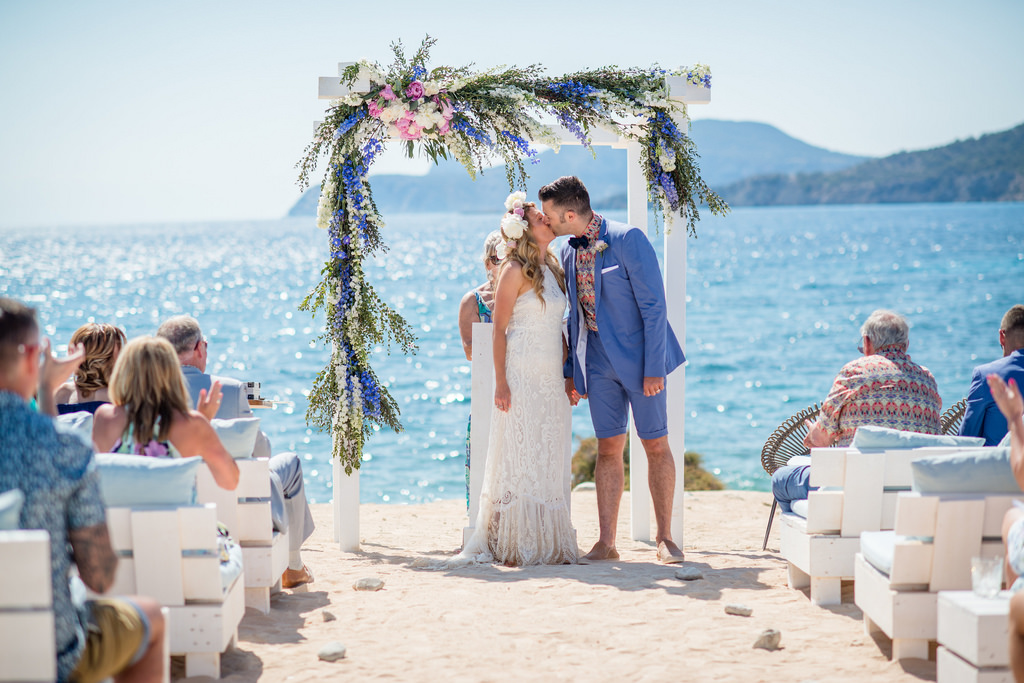 Weddings in Ibiza - Anna & Matthew