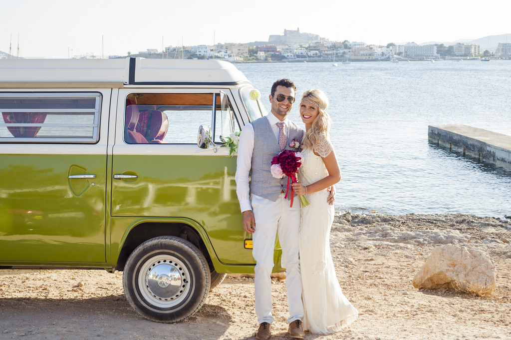 Weddings in Ibiza – Lauren and Paul