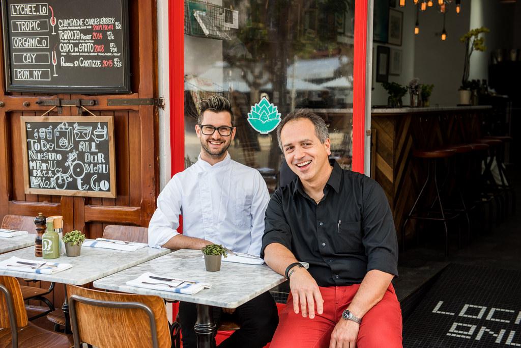 Meet the chef - Stefano Righetti