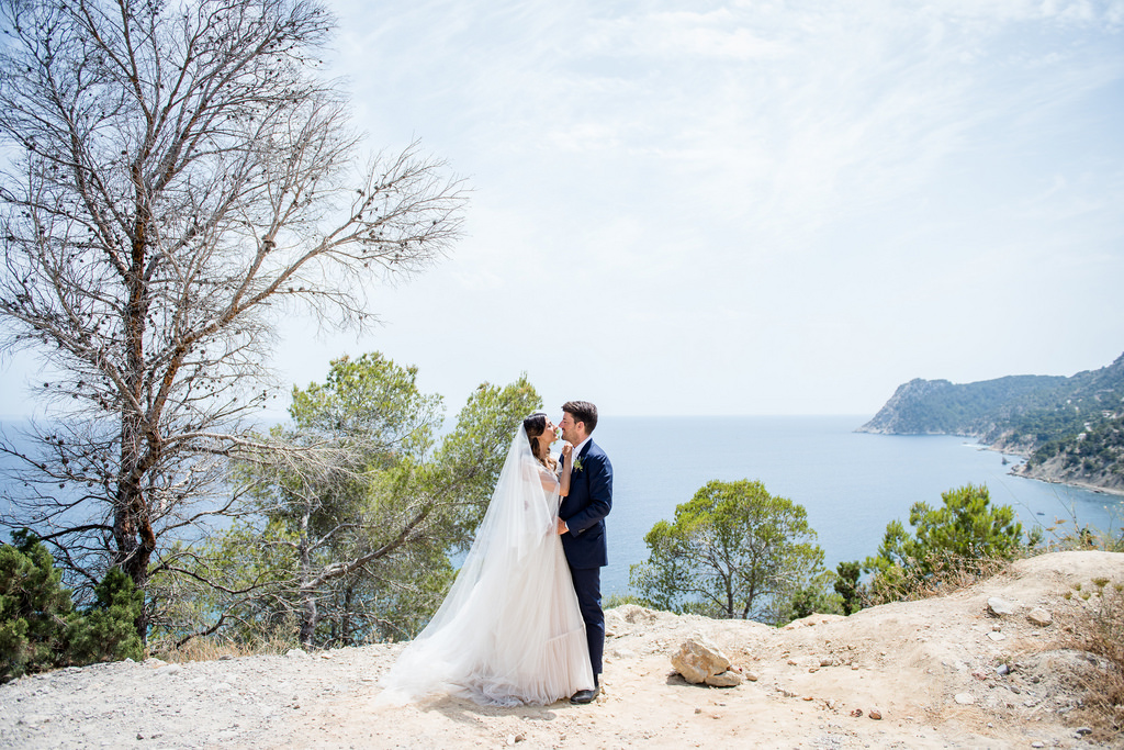Weddings in Ibiza – Alessandra and Michele