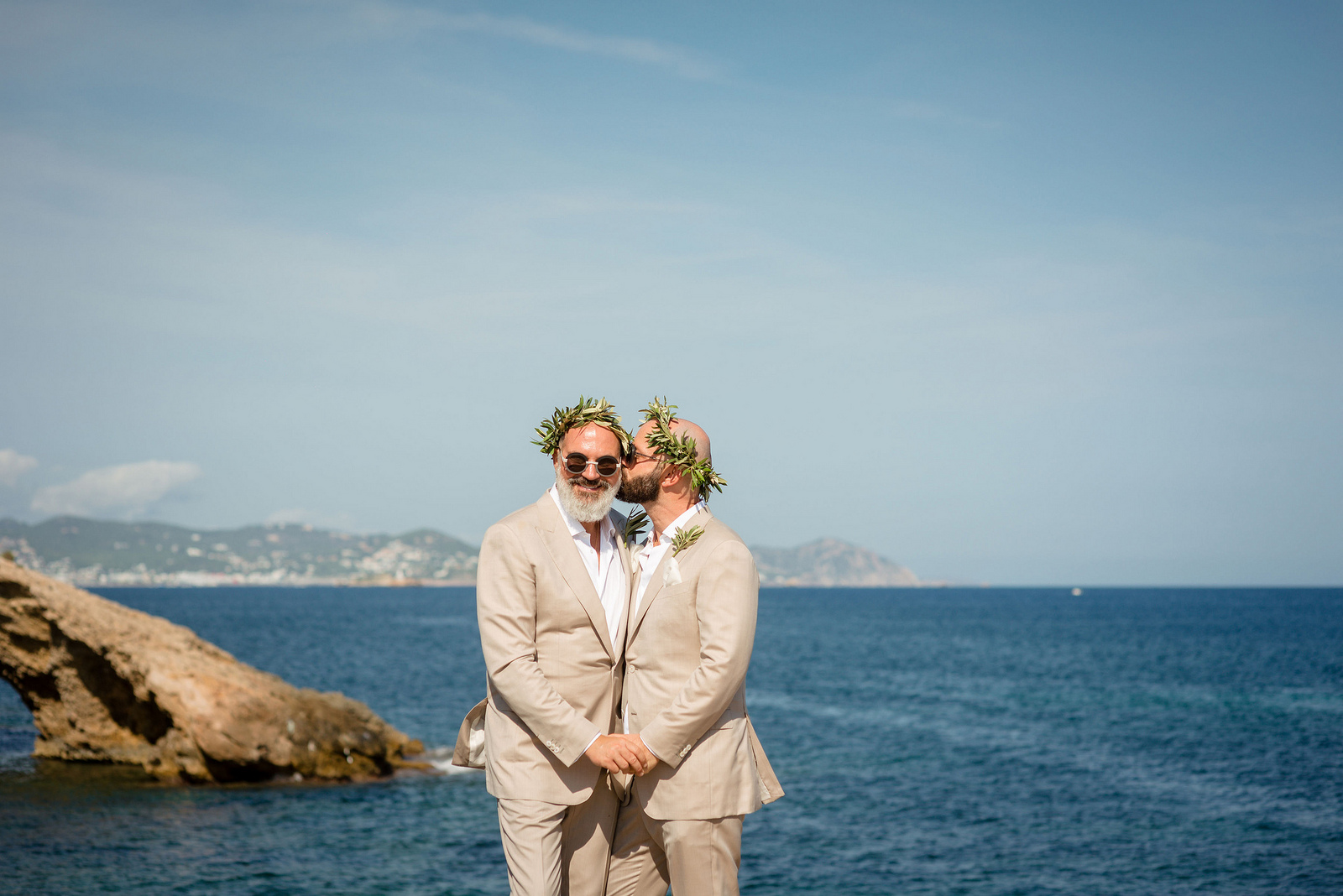 Weddings in Ibiza – Stephan & Peter