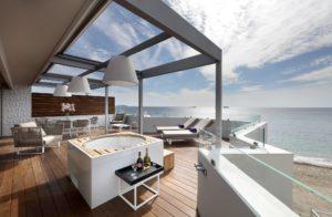 Four-star luxury