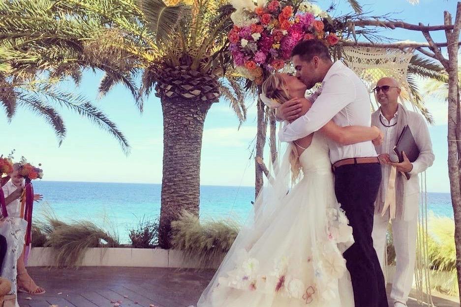 Summer wedding highlights