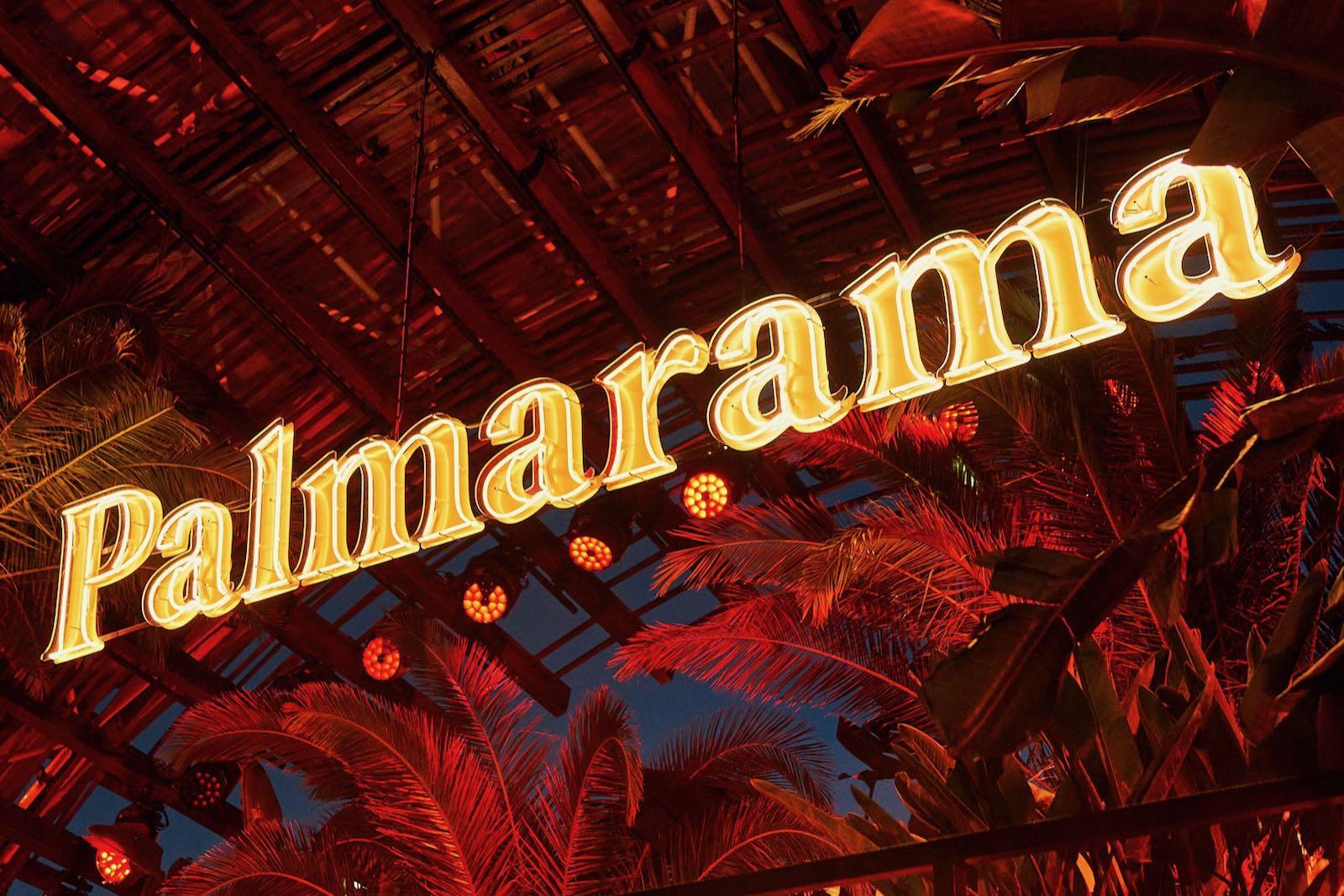Palmarama at Ushuaïa Ibiza Beach Hotel