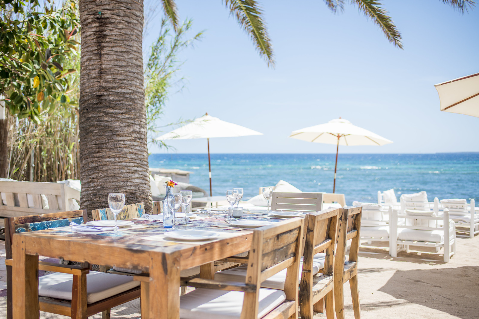 Ibiza's best beach restaurants are back!