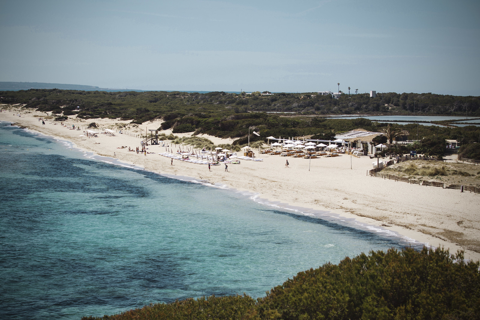 The 'new normality' equals more beachside dining in Ibiza