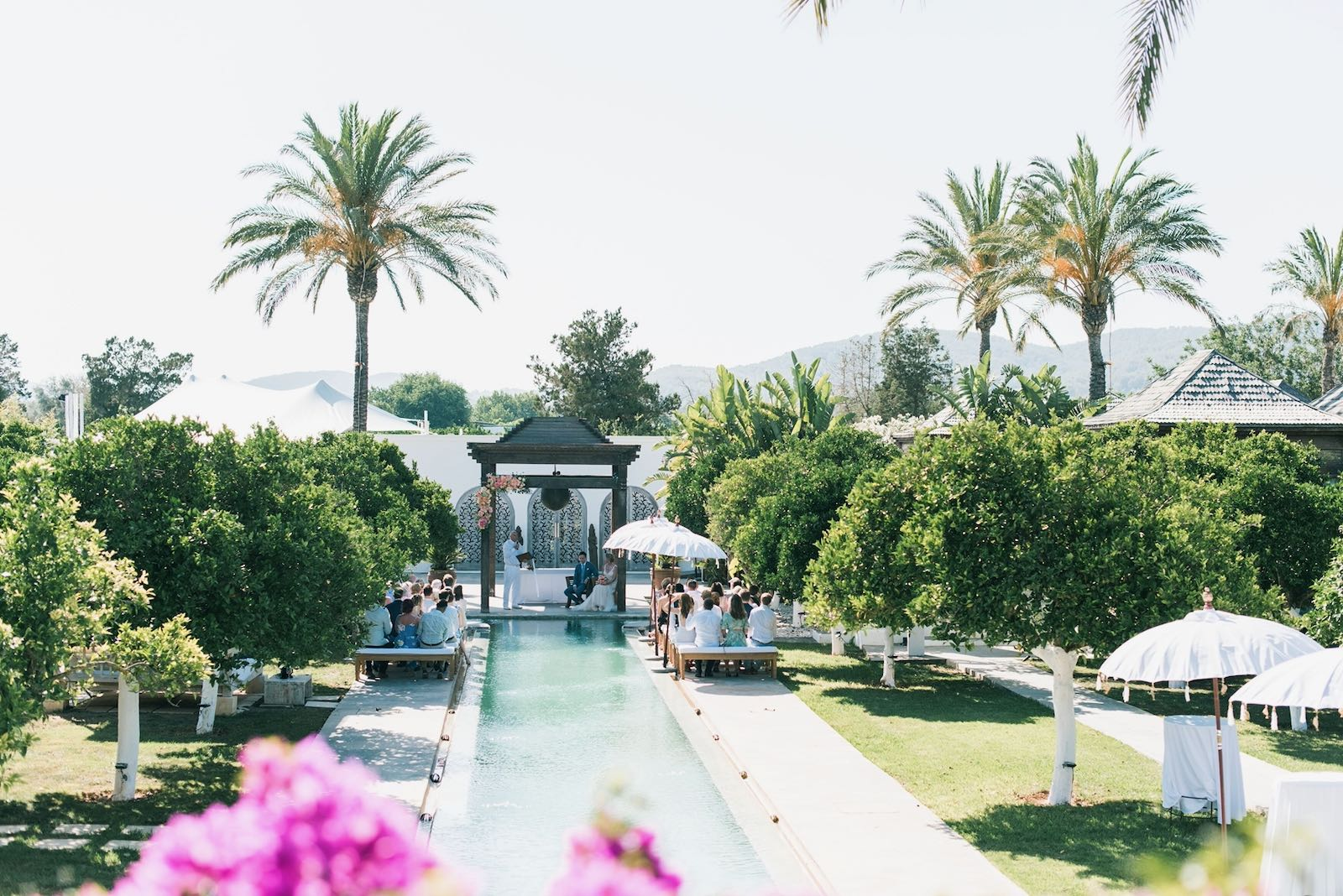 The best countryside wedding venues in Ibiza