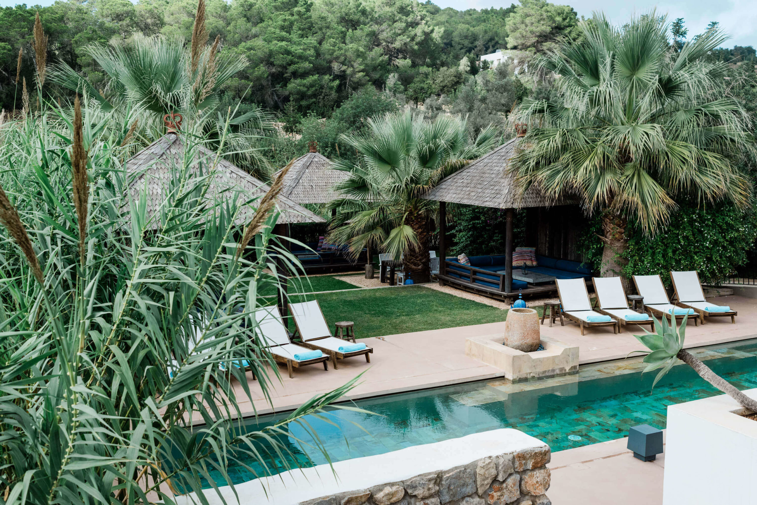 Blissful Ibiza boutique hotels