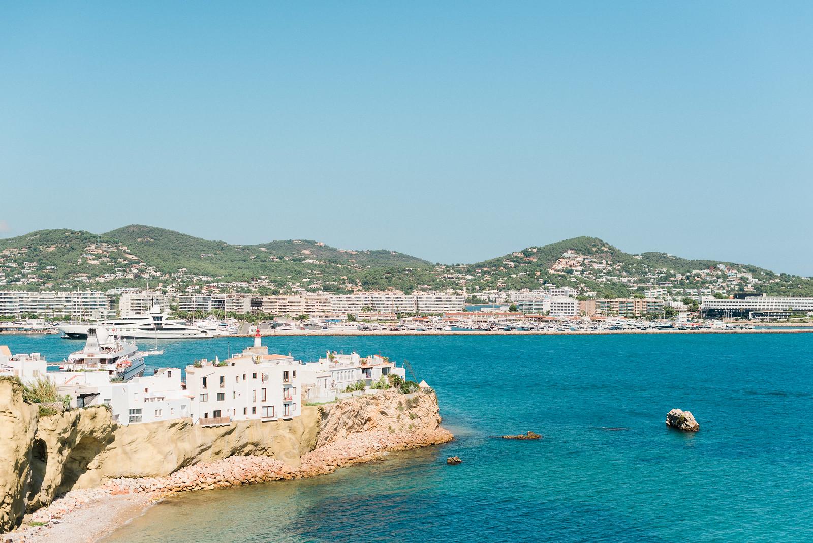 Ibiza and the V-word